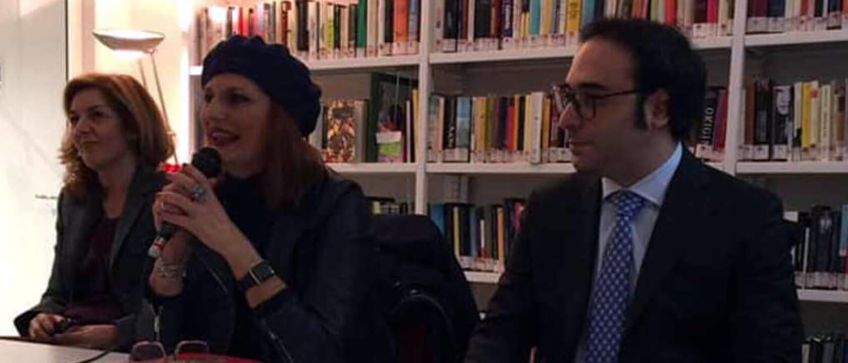 """Andrea Cotticelli ha presentato a Santa Marinella il libro """"Beatrice Orsini Sacchetti"""""""