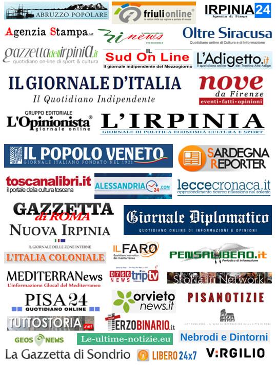 """Grande successo sulla Stampa online per il libro """"Le chiavi del Mediterraneo"""" di Andrea Cotticelli"""