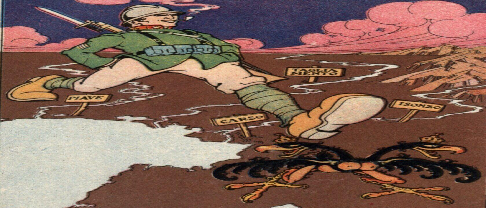 Il NordEst Quotidiano:La propaganda italiana nella Grande guerra